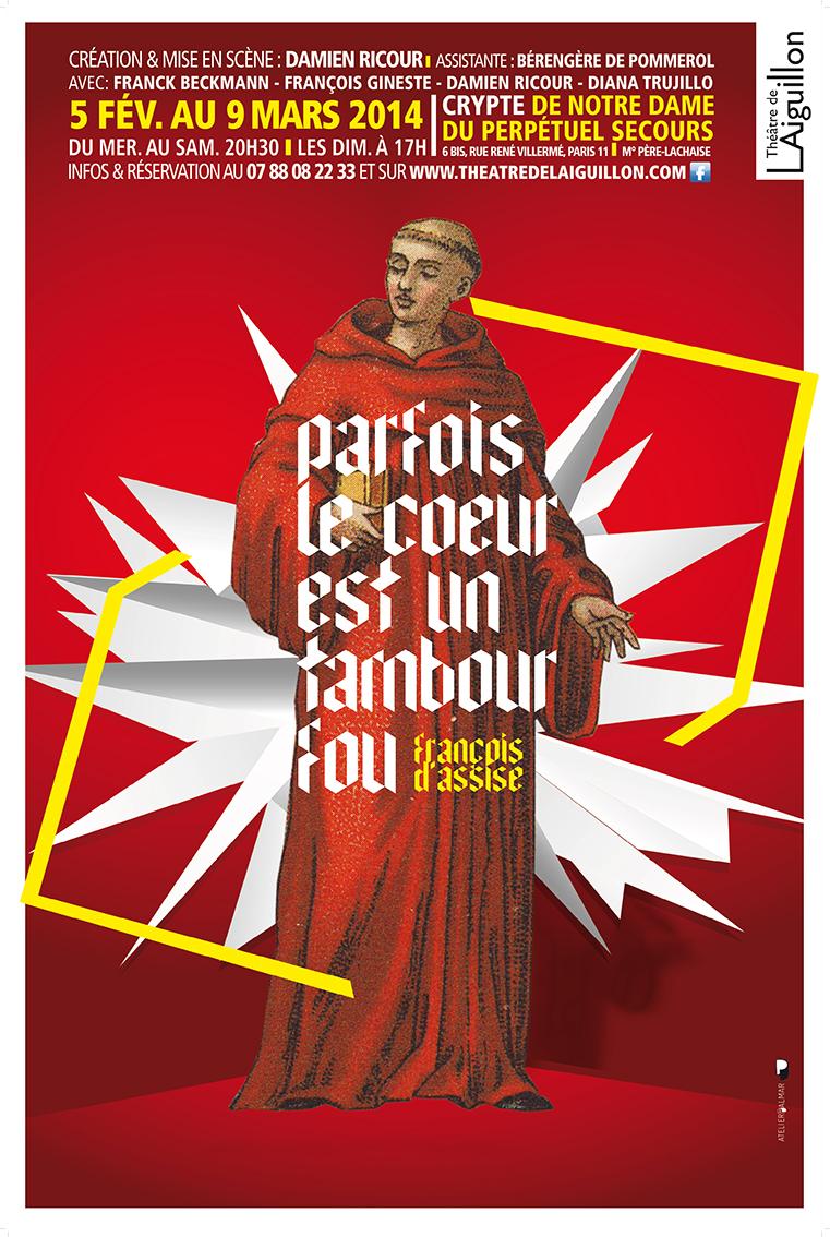 FRANCOIS - MON COEUR EST UN TAMBOUR FOU
