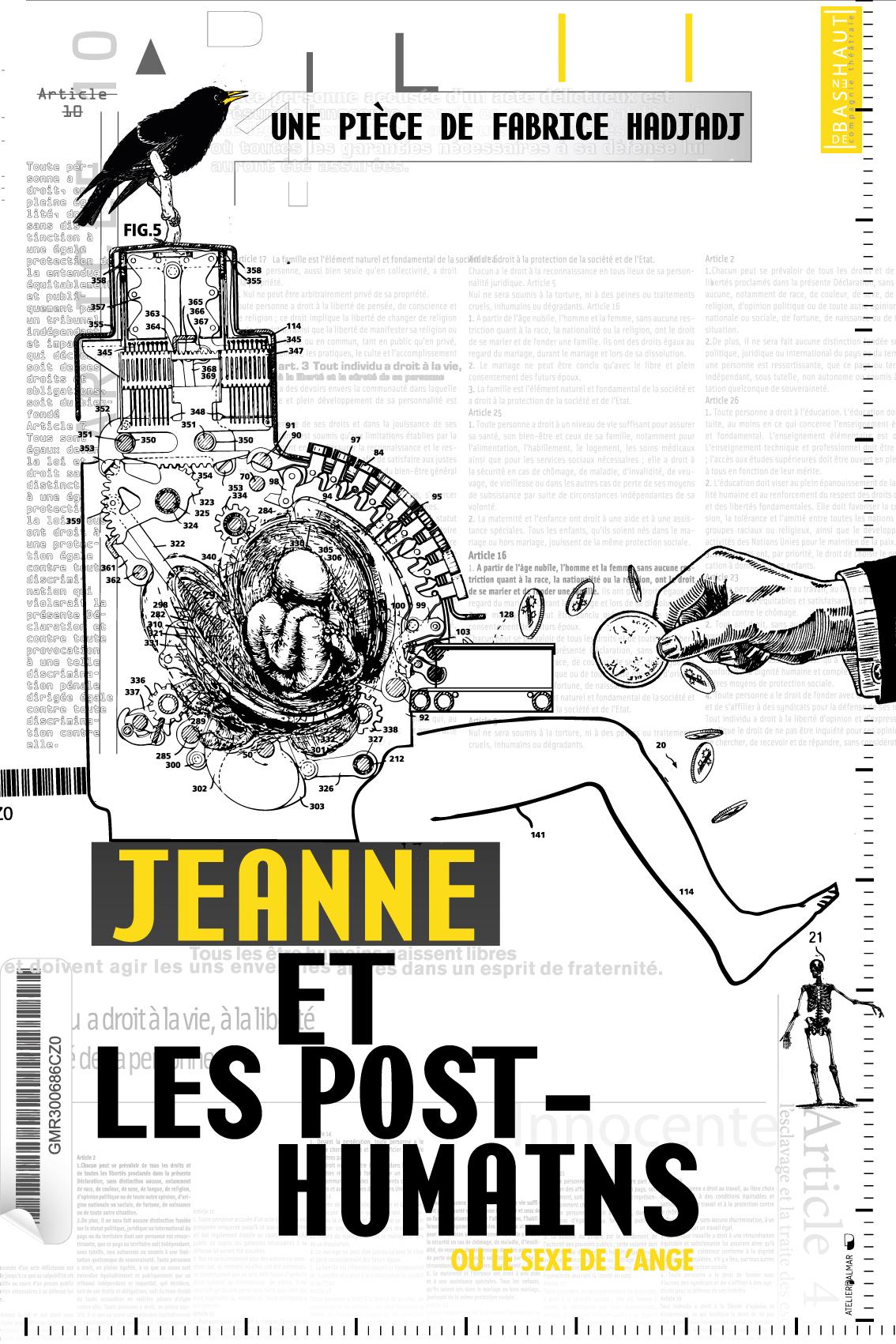 jeanne et les post humain