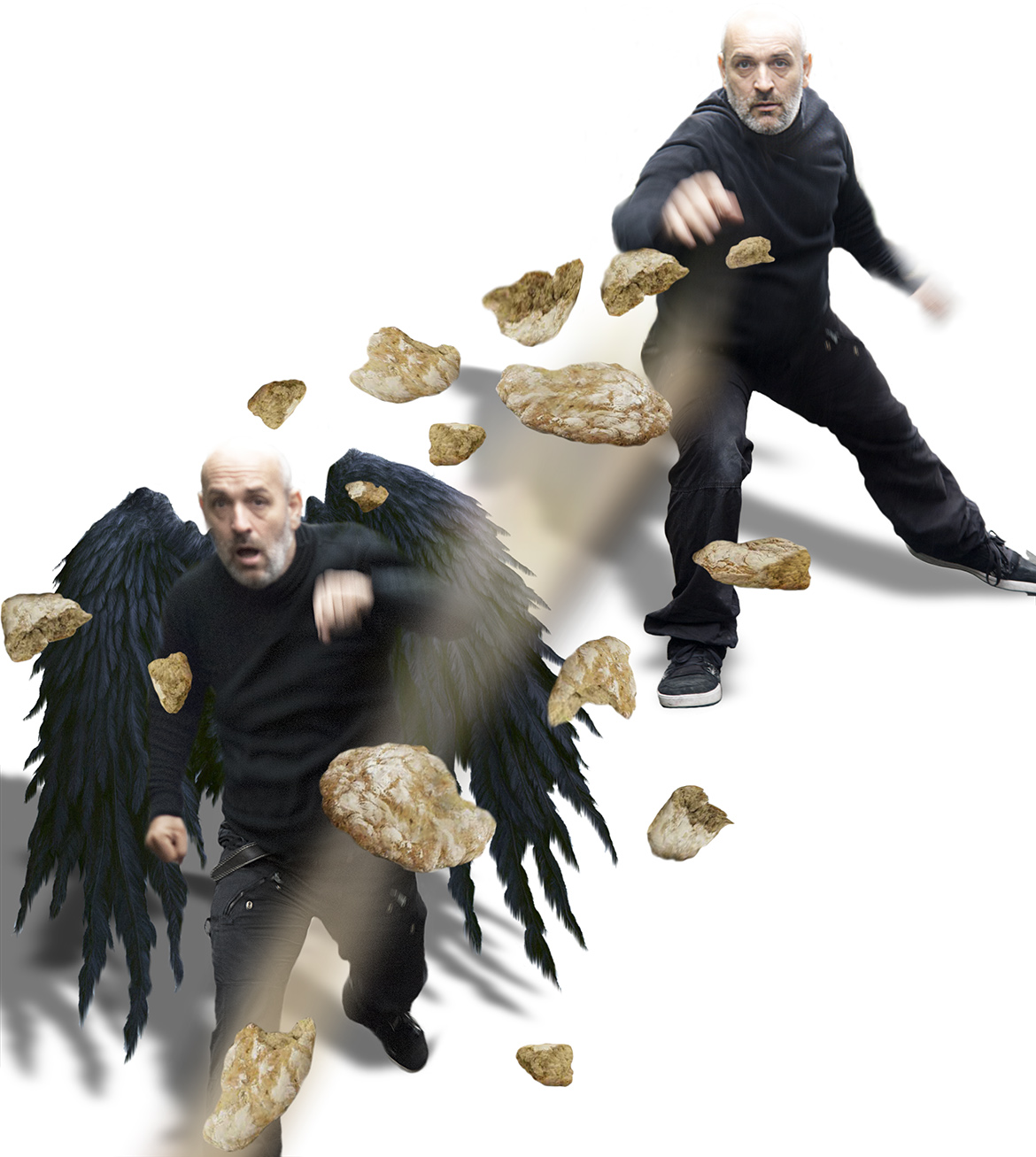 """THE WAR AGAINST THE EVIL"" - THE BREADS ATTACK"