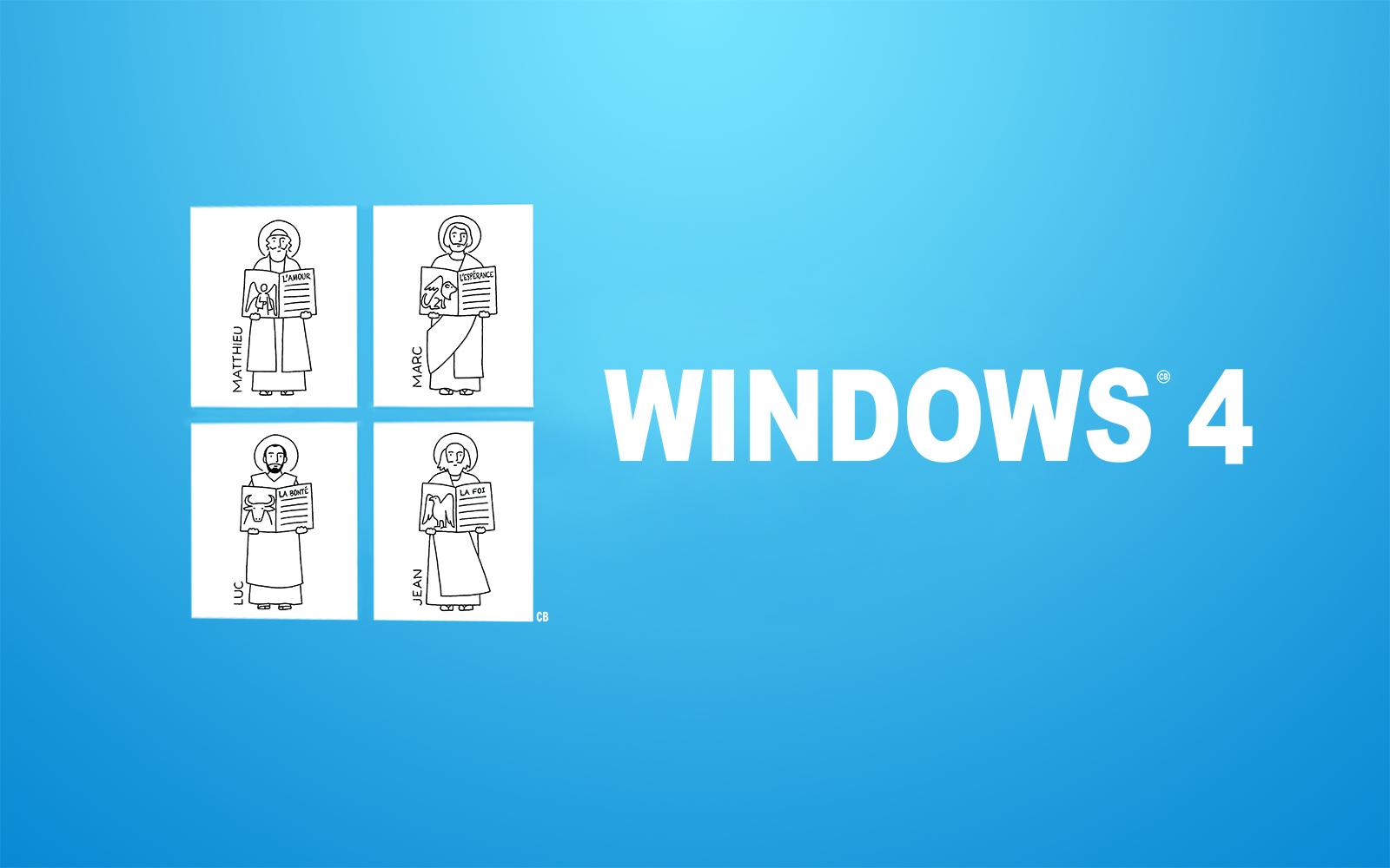 WINDOWS 4